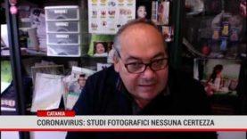 Coronavirus: studi fotografici nessuna certezza