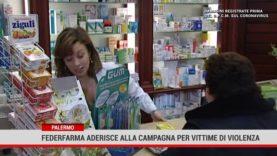 Federfarma aderisce alla campagna per aiutare le donne vittime di violenza