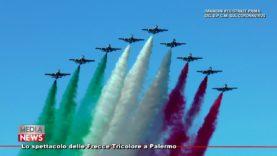 Frecce Tricolori a Palermo