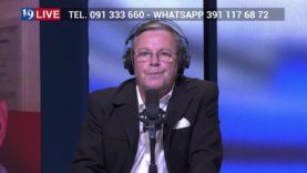 GIANCARLO POCOROBBA (KONSUMER SICILIA) IN DIRETTA A 19 LIVE – 20/05/20