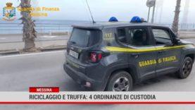 Messina. Riciclaggio e truffa: 4 ordinanze di custodia