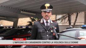 Misilmeri: l'impegno dei carabinieri contro la violenza sulle donne.
