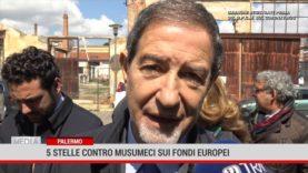 Palermo. 5 stelle contro Musumeci sui fondi europei