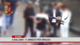 Palermo. A Ballarò 11 arresti per spaccio
