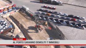 Palermo. Al porto saranno demoliti 7 immobili
