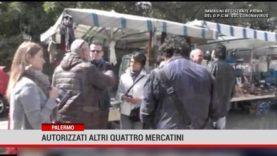 Palermo. Autorizzati quattro mercatini