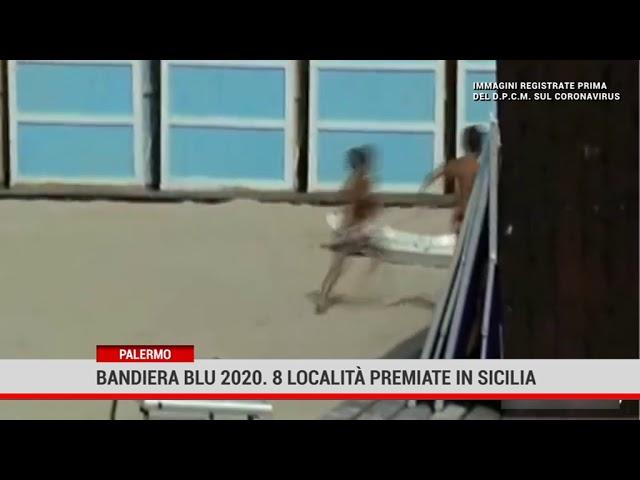 Palermo. Bandiera blu 2020. 8 località premiate in Sicilia