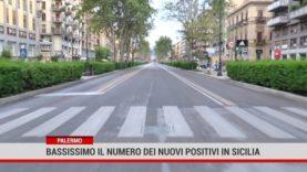 Palermo. Bassissimo il numero dei nuovi positivi in Sicilia