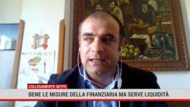 Palermo. Bene le misure della finanziaria ma serve liquidità