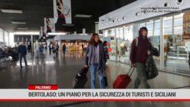 Palermo. Bertolaso: un  piano per la sicurezza di turisti e siciliani.
