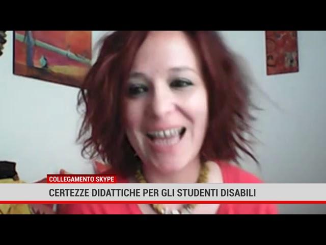 Palermo. Certezze didattiche per gli studenti disabili