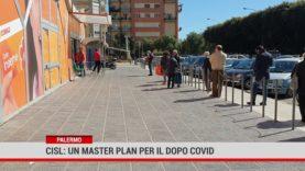 Palermo. CISL: un master plan per il dopo covid
