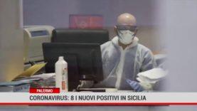 Palermo. Coronavirus: 8 i nuovi positivi in Sicilia