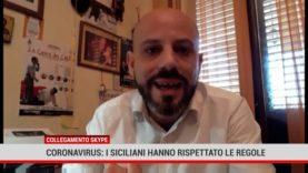 Palermo. Coronavirus: i siciliani hanno rispettato le regole