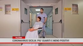 Palermo. Coronavirus Sicilia: più guariti e meno positivi