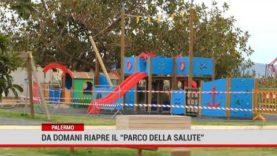 Palermo. Da domani riapre il Parco della Salute