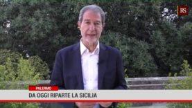 Palermo. Da oggi riparte la Sicilia