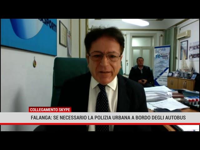 Palermo. Falanga: se necessario la polizia urbana a bordo degli autobus