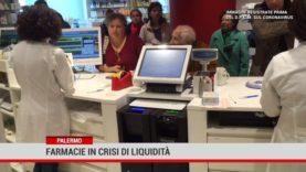 Palermo. Farmacie in crisi di  liquidità