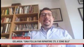 """Palermo. Gelarda: """"Una follia far ripartire ztl e zone blu"""""""