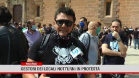 Palermo. Gestori dei locali notturni in protesta