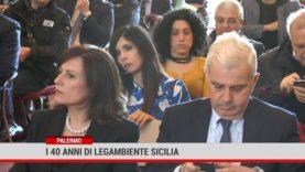 Palermo. I 40 annni di Legambiente  Sicilia