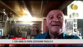 Palermo. I centoanni di papa Giovanni Paolo II