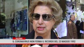 Palermo. Il coronavirus non ferma il ricordo del 23 maggio 1992