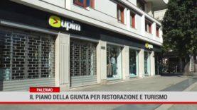 Palermo. Il piano della giunta per ristorazione e turismo