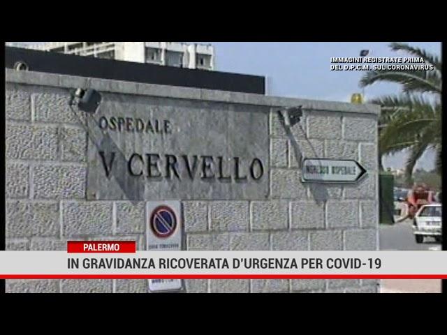 Palermo. In gravidanza ricoverata d'urgenza per Covid-19