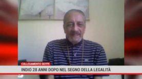 Palermo. Indio 28 anni dopo nel segno della legalità