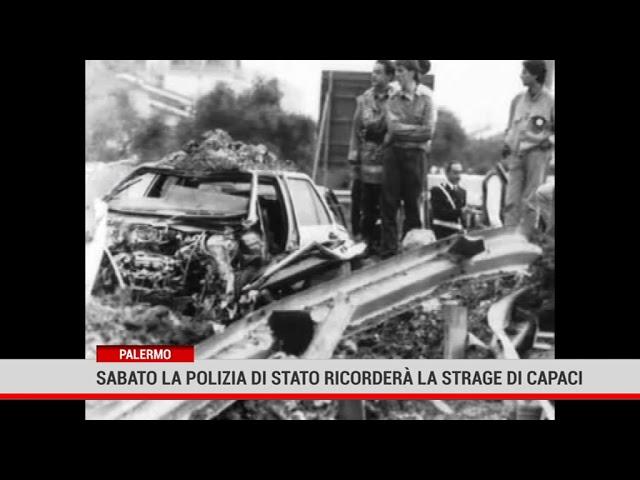 Palermo. La Polizia di Stato sabato ricorderà le vittime della strage di Capaci