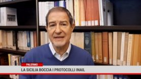 Palermo. La Sicilia boccia i protocolli INAIL