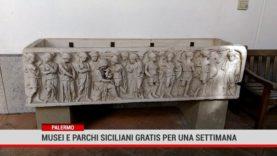 Palermo. Musei e parchi siciliani gratis per unasettimana