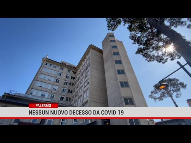 Palermo. Nessun nuovo decesso da Covid19