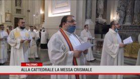 Palermo. Oggi in Cattedrale la messa Crismale.