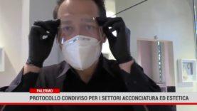 Palermo.Protocollo condiviso per i settori Acconciatura ed Estetica