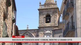 Palermo. Raccolta differenziata: bene i comuni, indietro le grandi città