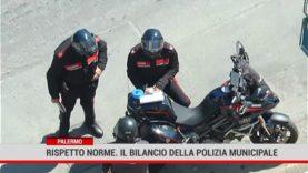 Palermo. Rispetto delle norme. Il bilancio della polizia municipale