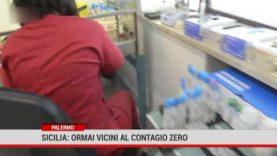 Palermo. Sicilia: ormai vicini al contagio zero