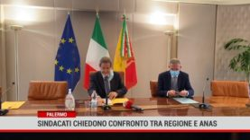Palermo. Sindacati chiedono confronto tra Regione e Anas