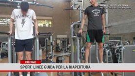 Palermo. Sport: linee guida per la riapertura
