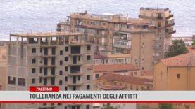 Palermo. Tolleranza nei  pagamenti degli affitti