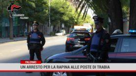 Palermo. Un arresto per la rapina alle poste di Trabia