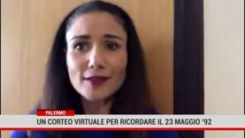 Palermo. Un corteo virtuale per ricordare il 23 maggio '92
