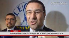 Palermo. Un leghista il nuovo assessore ai beni culturali in Sicilia