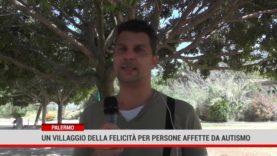 Palermo. Un villaggio della felicità per persone affette da autismo