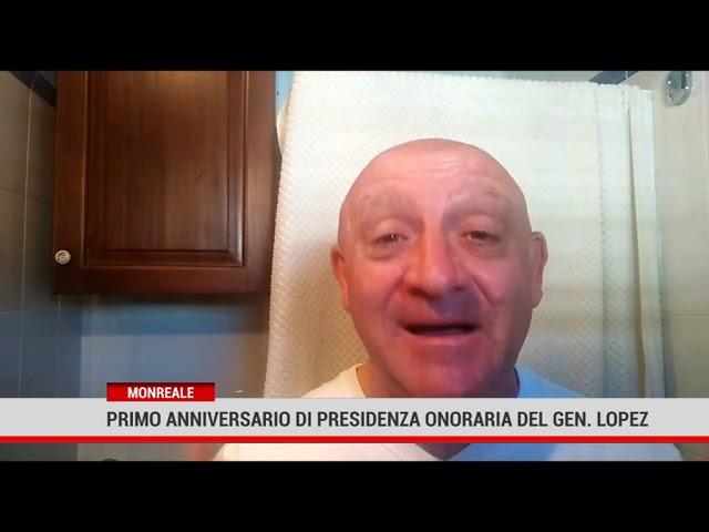 Parlamento della Legalità. Primo anniversario di presidenza onoraria del gen. Lopez
