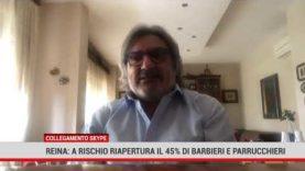 Reina: a rischio riapertura il 45% di barbieri e parrucchieri
