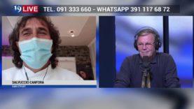 SICILIA LE RIAPERTURE DEI PARRUCCHIERI CON SALVUCCIO CANFORA IN DIRETTA TV SU TELE ONE IN 19 LIVE